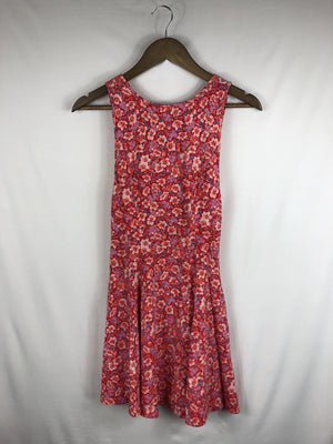 Playful Summer Dress - Size: Small