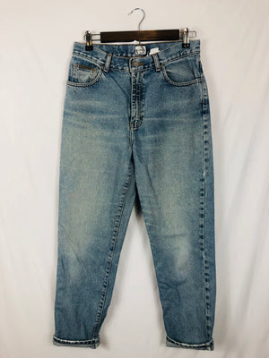 Light Wash Calvin Klein Straight Leg Size: 10