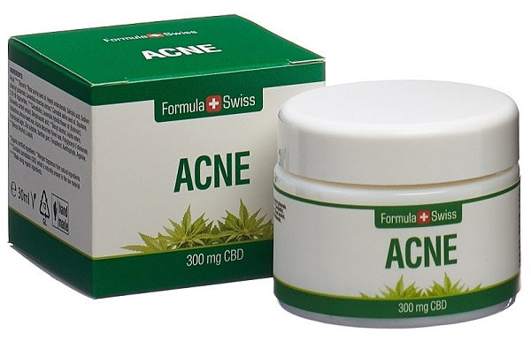 Ser acneic CBD 300 mg, 30 ml