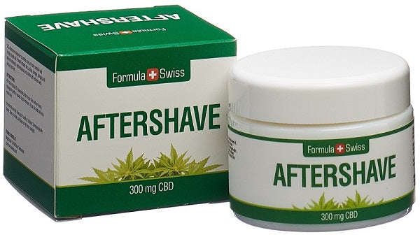 Aftershave-ul CBD 300 mg, 30 ml