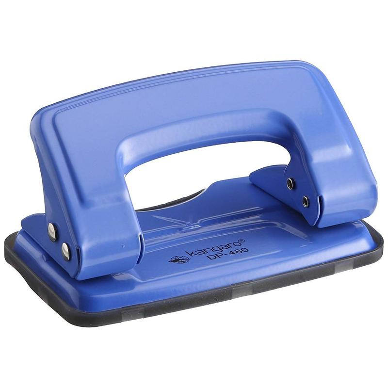 Hole Punch and Stapler Bundle Blue