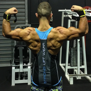 Heavy Lifter Stringer Tank