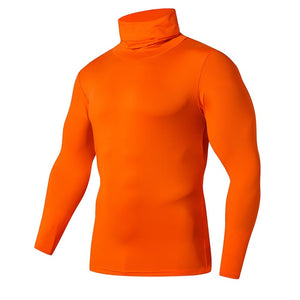Masked Compression Shirt