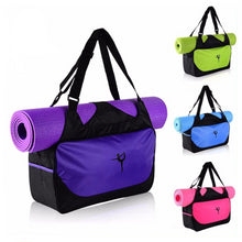 Load image into Gallery viewer, Multifunctional Yoga Duffle (Mat NOT Included)