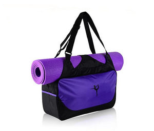 Multifunctional Yoga Duffle (Mat NOT Included)