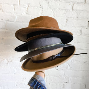 Assorted Fedoras
