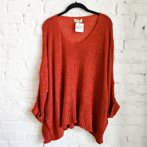 Southern Open Knit Sweater