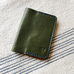 Walters Wallet by Silver Fox Leather