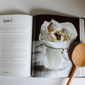 Cookbook about Chocolate