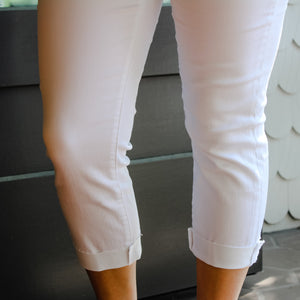 Sweet Summertime White Denim