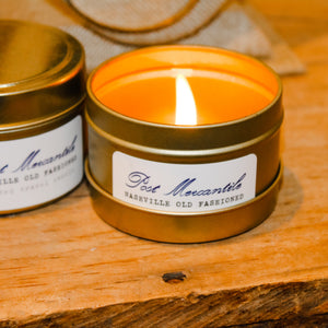 Post Mercantile Travel Candle
