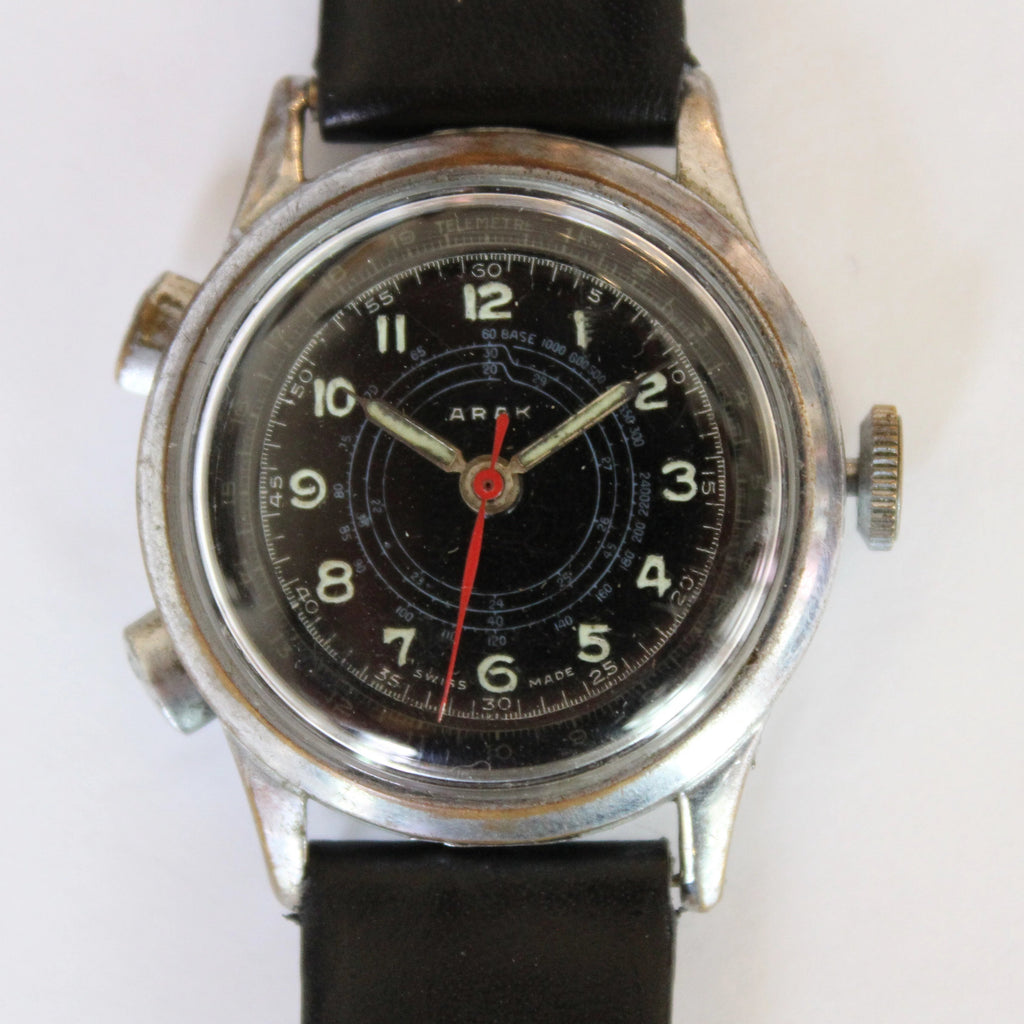 1950's ARAK Automatic Watch/Timer