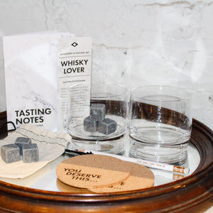 Whiskey Lover Tasting Set