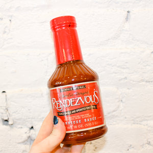 Famous Memphis Barbecue Sauce by Rendezvous
