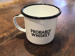 Swag Brewery Whiskey Mug