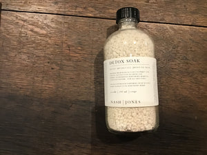 Nash & Jones Detox Soak