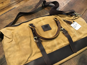 Augustine Duffel by Kodiak Leather