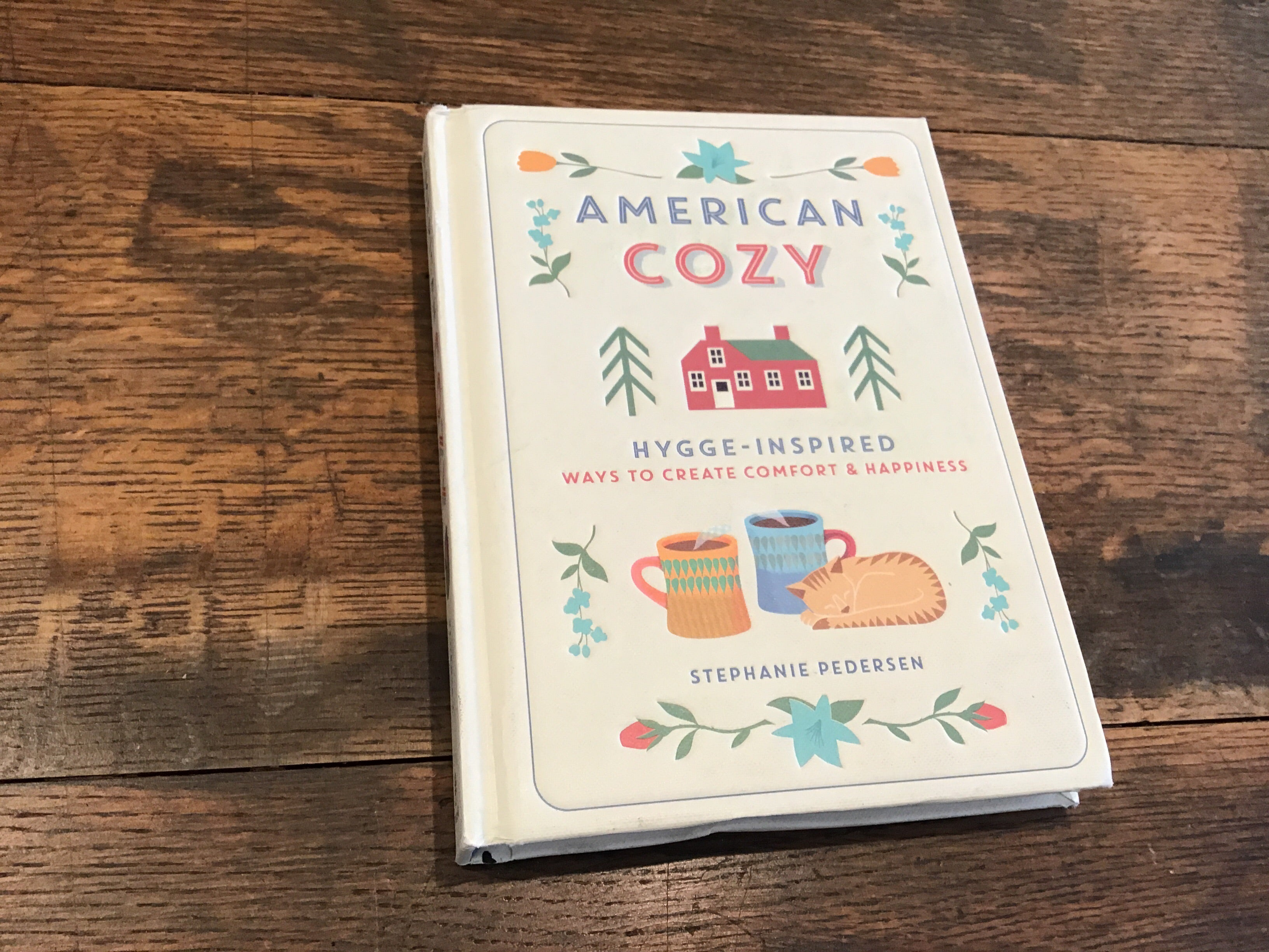 """American Cozy"" Book by Stephanie Pederson"