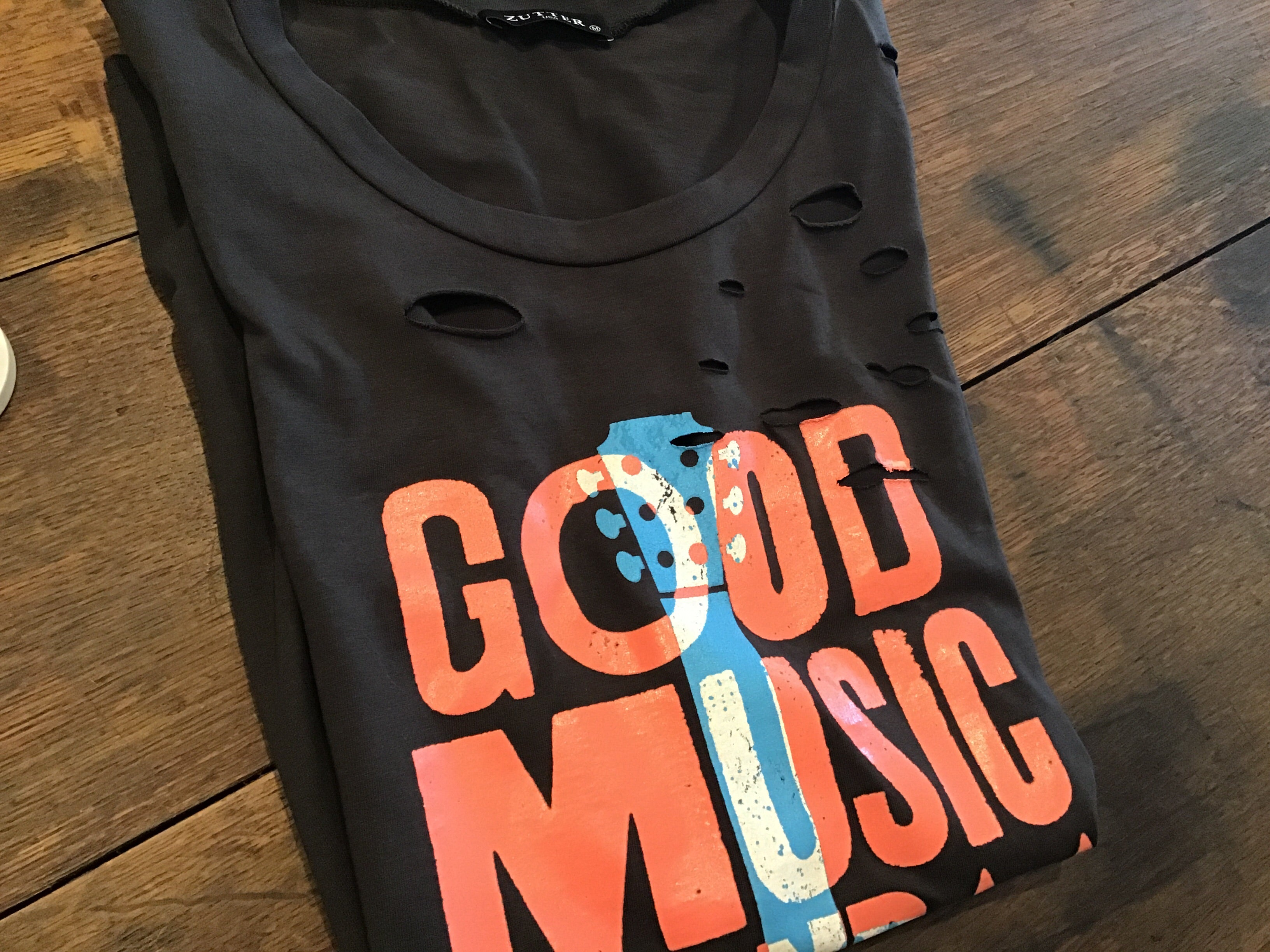 Good Music Good People Tank