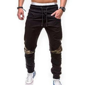 Casual Streetwear Sweatpants Hip-Hop Runner Trousers Men