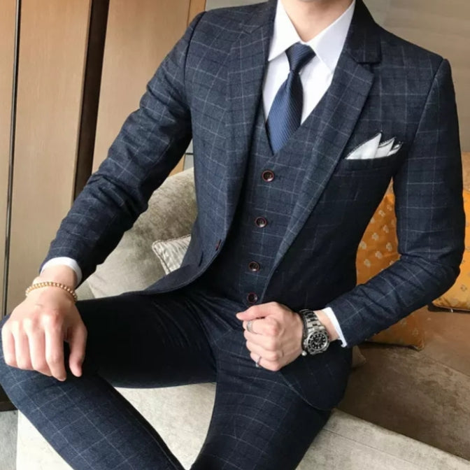 Casual business suit