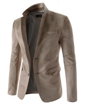 Load image into Gallery viewer, Stylish beige jacket