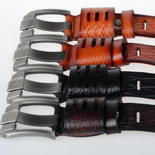 Load image into Gallery viewer, The whole leather belt