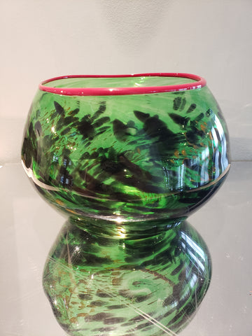 Soft Vessel, Green