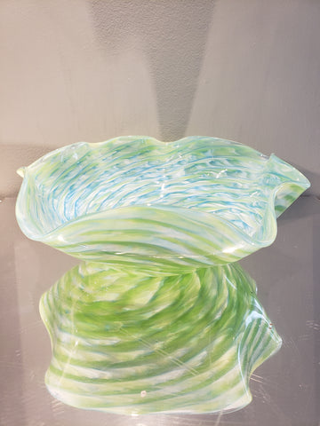 Soft Vessel, Mint Green