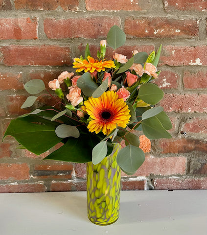 Mother's Day Custom Vase and bouquet presale!