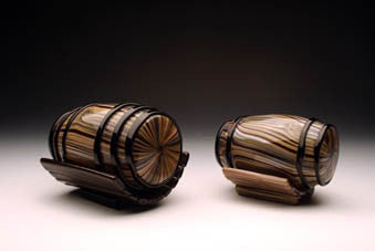 Barrels by Nadine Saylor