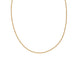 14K Yellow Gold 2mm Bead Necklace - Rachel Reid