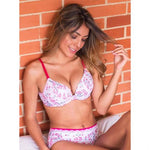 Conjunto Push Up - Marie Louise Ropa Interior