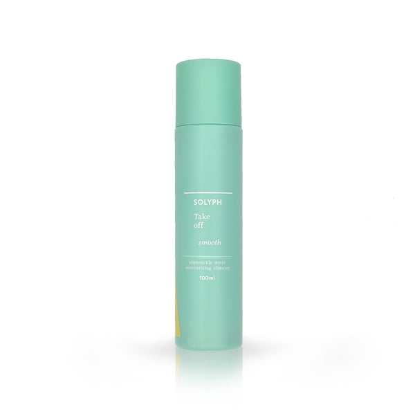 <b>Take off smooth, cleanser</b><br><i>Phytonicide-enriched cleansing water</i> - 100ml