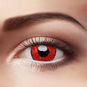 Eye Circle Lens Dangerous Ruby Naruto prescription colored contact lenses-Eyemi