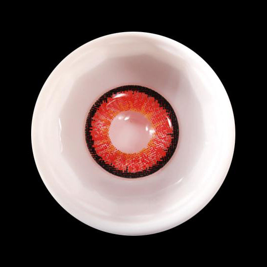 Eye Circle Lens Elf Red Naruto Sharingan prescription colored contact lenses-Eyemi