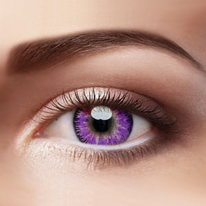 Eye Circle Lens Mystery Purple prescription colored contact lenses-Eyemi