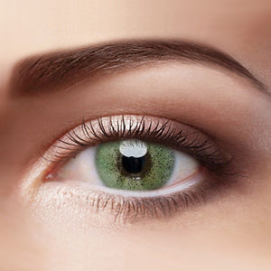 Eye Circle Lens Ocean Green prescription colored contact lenses-Eyemi