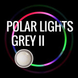 Eye Circle Lens Polar Lights Grey II prescription colored contact lenses-Eyemi
