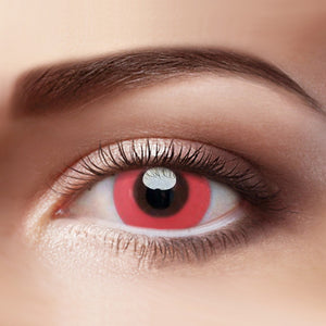 Eye Circle Lens Pure Pink prescription colored contact lenses-Eyemi