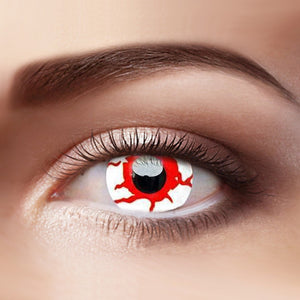 Eye Circle Lens Reddish Dream Naruto prescription colored contact lenses-Eyemi