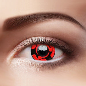 Eye Circle Lens Sharingan Madara Naruto prescription colored contact lenses-Eyemi