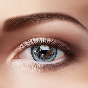 Eye Circle Lens Silver Angel Wing prescription colored contact lenses-Eyemi