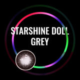 Eye Circle Lens Starshine Doll Grey prescription colored contact lenses-Eyemi