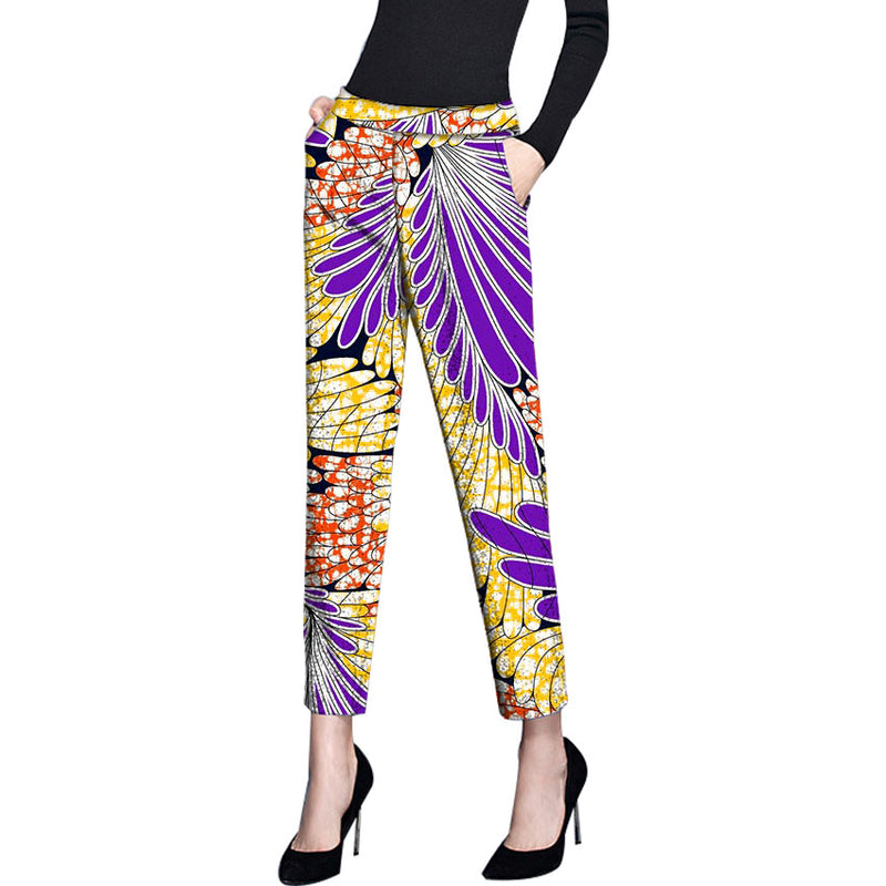 African Style Women Pants
