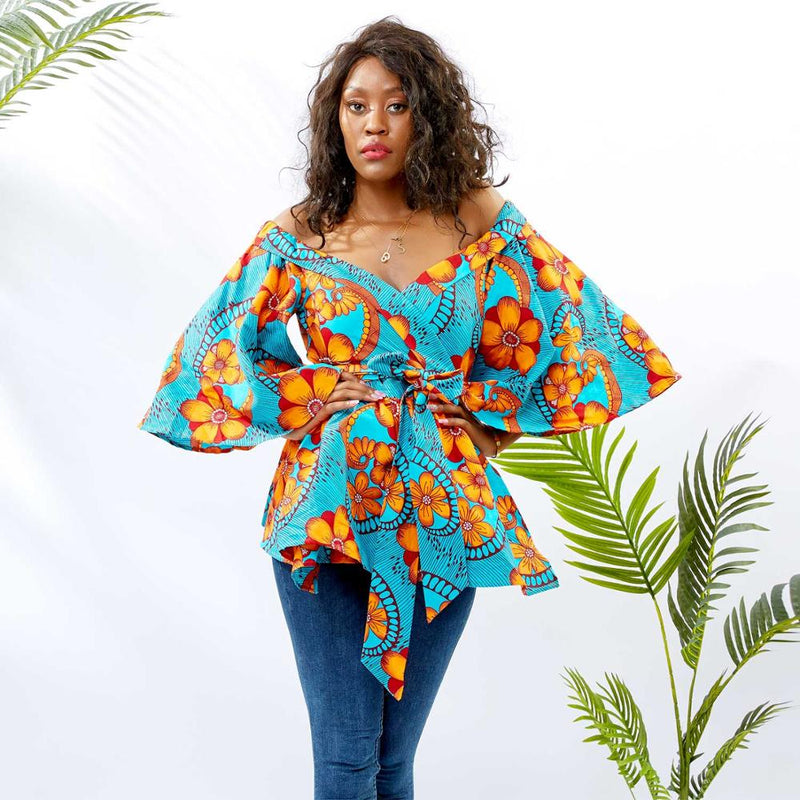 African Blouse for Women