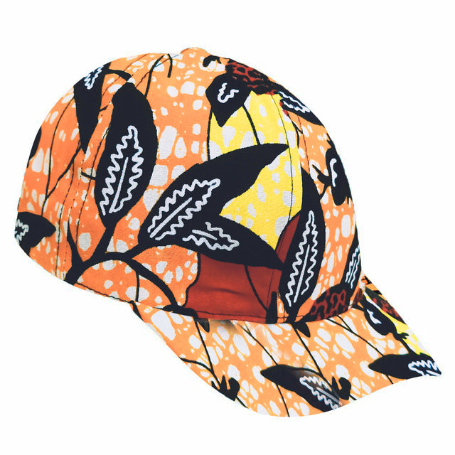 Fashion Ankara Print Hat