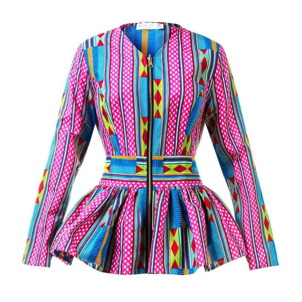 African Jacket for Women