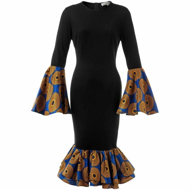cotton material african women clothing
