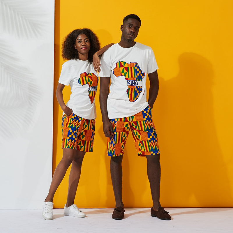 African Clothed ( Couples )